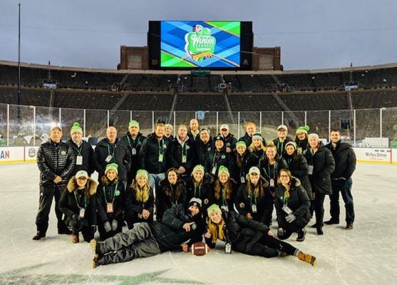 2019 Winter Classic-Notre Dame