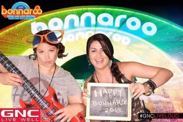 Bonnaroo 2015_GNC Sponsor Activation