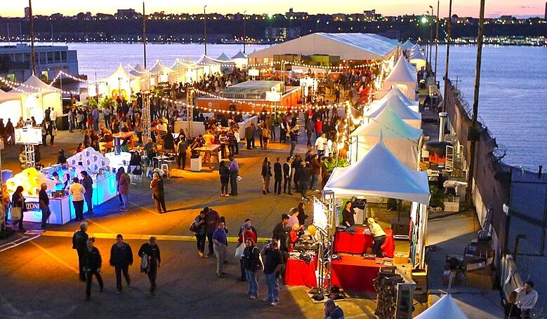 Event Management 101 at the New York Wine and Food Festival