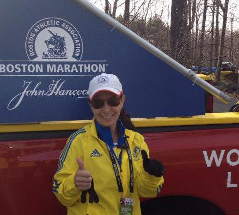 Christine Bowen Boston_Marathon_Photo