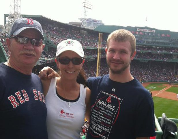 Christine Bowen and Family_in_Fenway