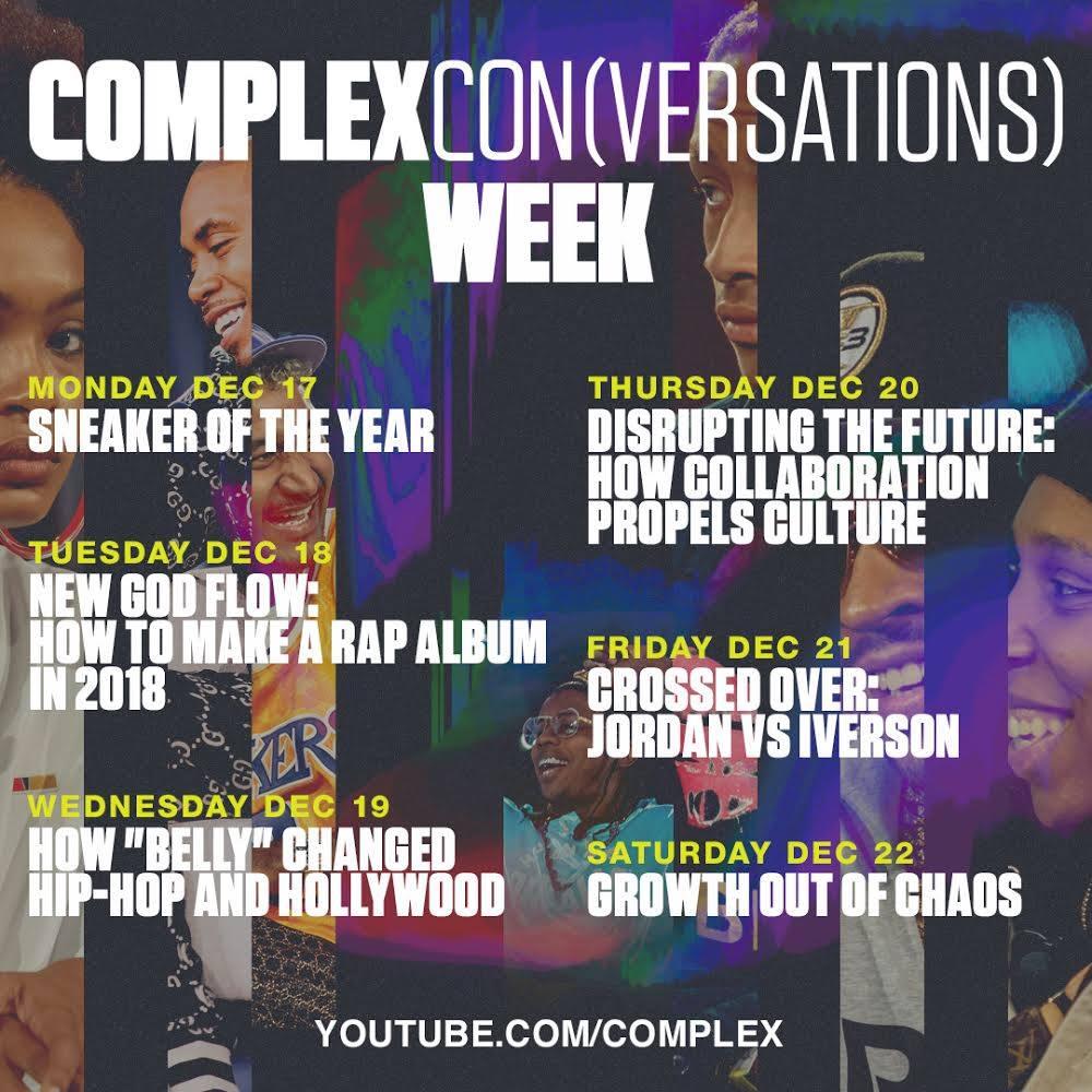Complex Con 2018
