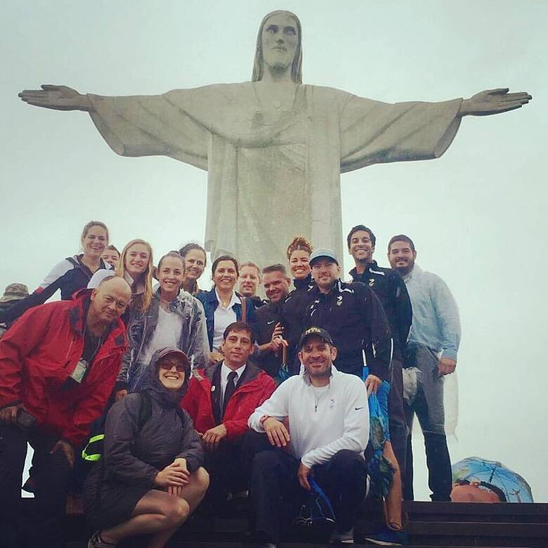 LA 2024 Olympic and Paralympic Bid Process - Rio Redeemer