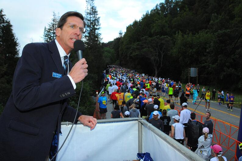 Doug_Thurston President of the Big Sur Marathon