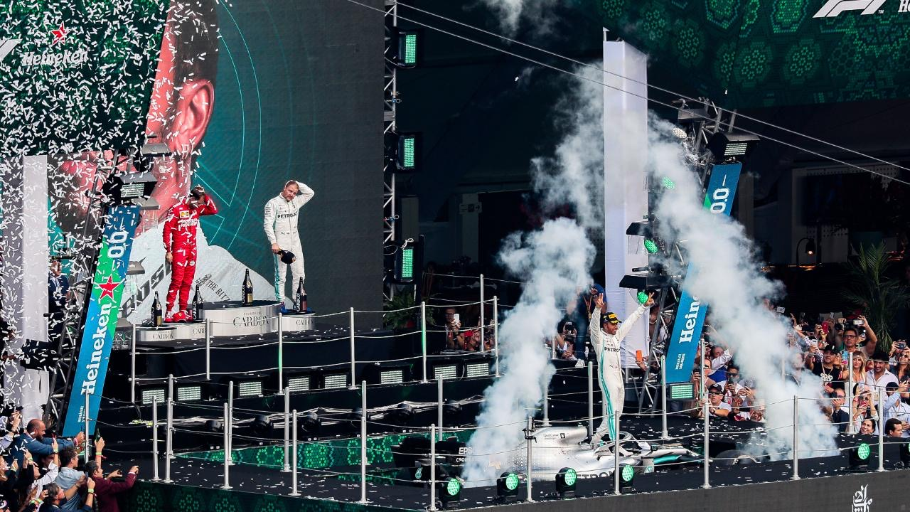 F1 Grand Prix - Mexico