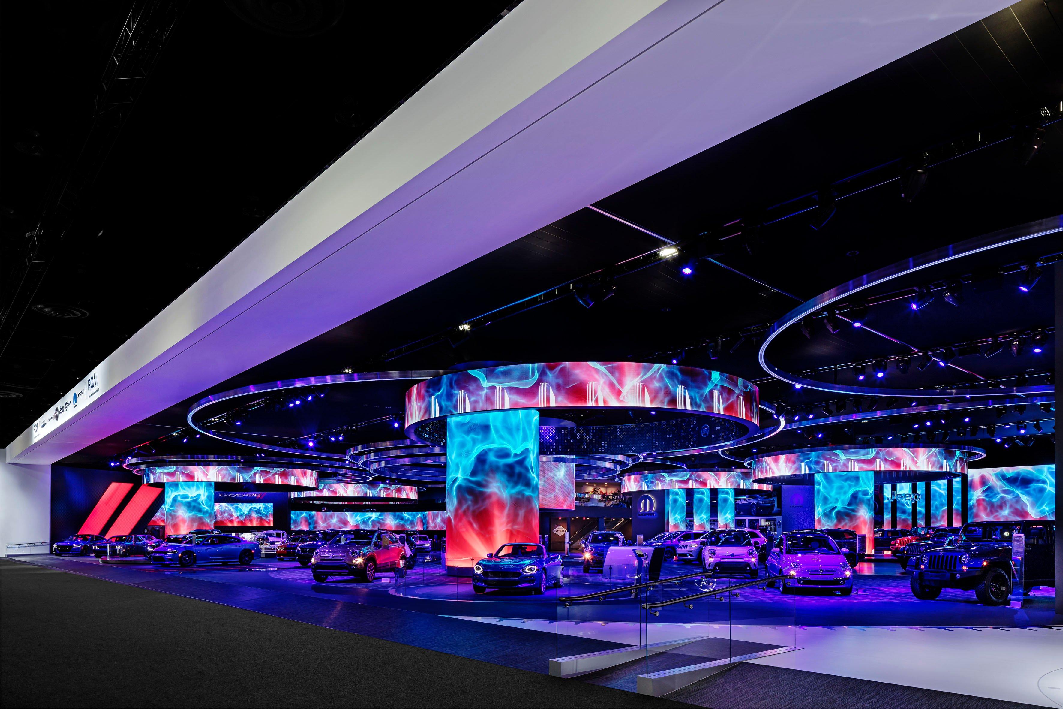 FCA Detroit Auto Show