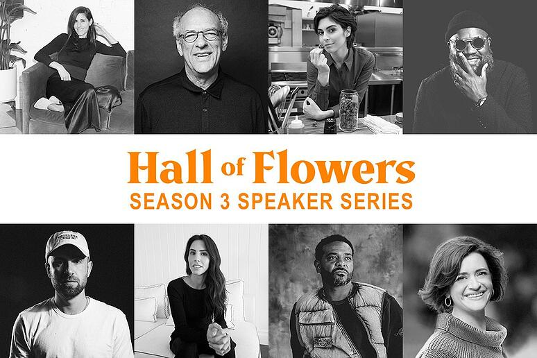 Hall of Flowers Speaker Series