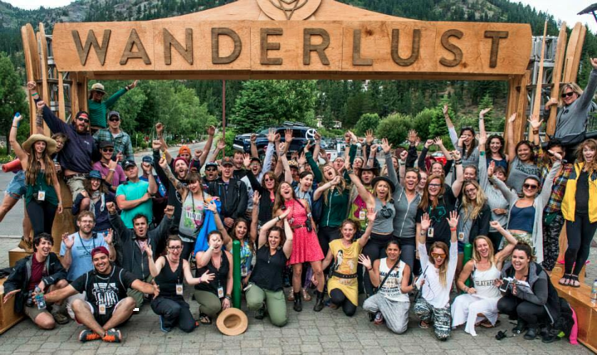Wanderlust Event Management Team