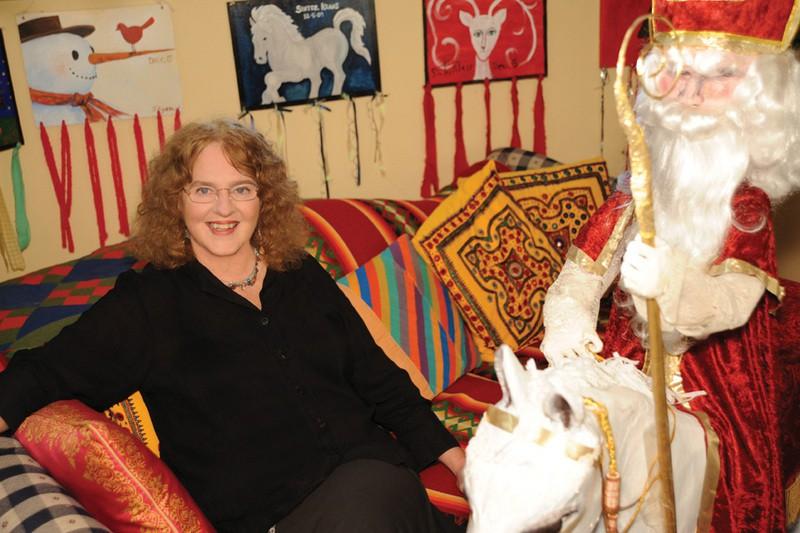Jeanne Fleming Village Halloween Parade Director
