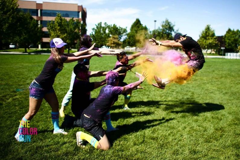 The Color Run Team