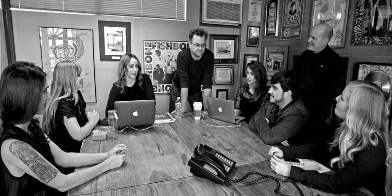 4Fini Offices with Kevin Lyman - blog.lennd.com Photo: Lisa Johnson