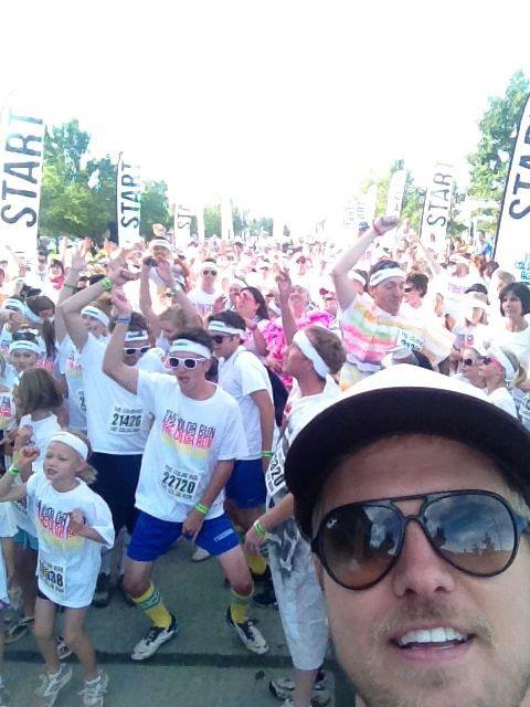 Electric Run Event Series