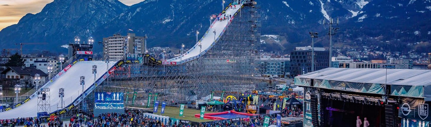 Leo Nitzberg  BWG Live Festival Production Air and Style