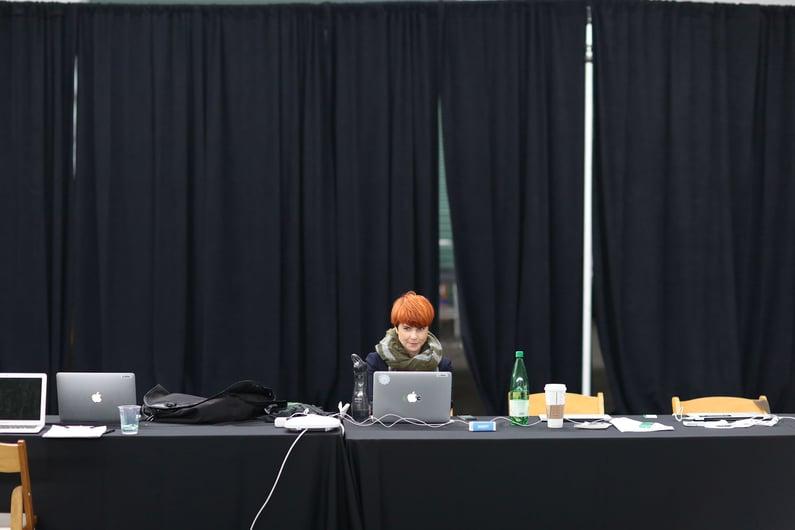Event Producer Leslie Hitchcock