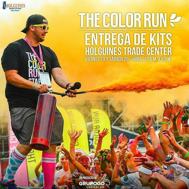 Color Run Powder Gun