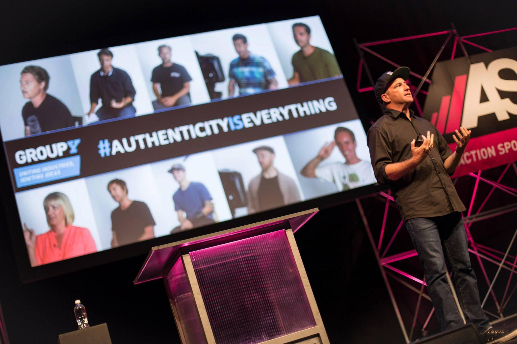 Mark - Authenticity