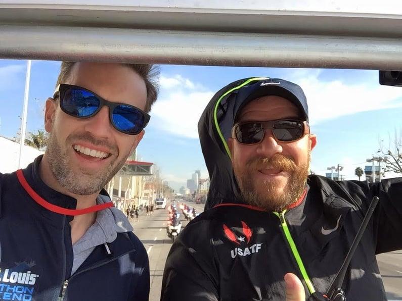 Matt West and Brian Lyons