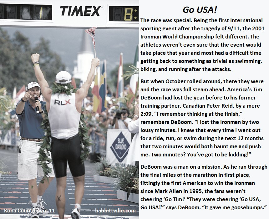 The Voice of Ironman Mike Reilly with Ironman Champion Tim DeBoom_2001.jpg