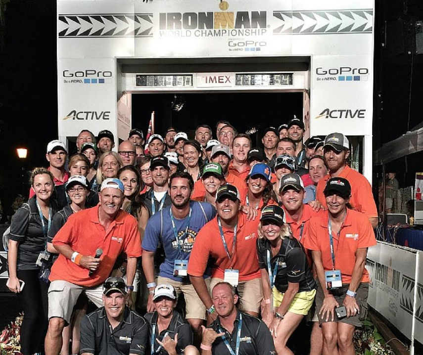 The Ironman Team