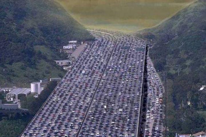 Los Angeles Traffic Murphy Reinschreiber Conqur Enduarance Group