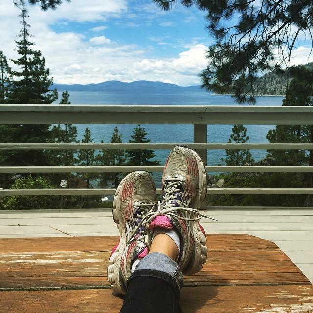 Tina Wilmott Lake Tahoe