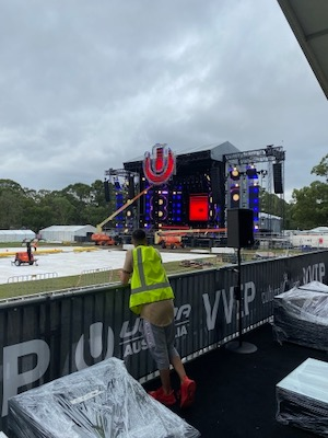 Ultra Aus Set Up