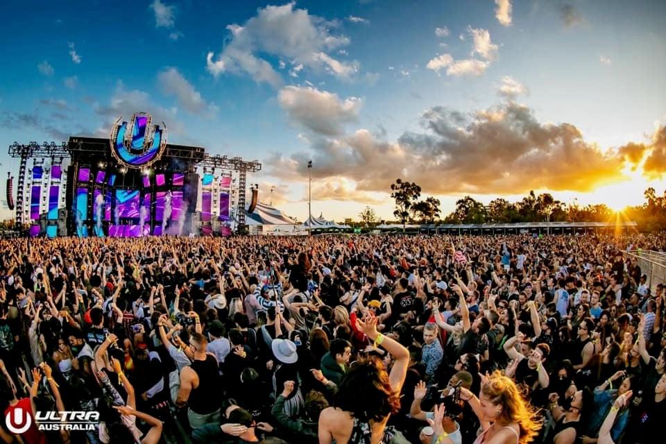 Ultra Australia Audience