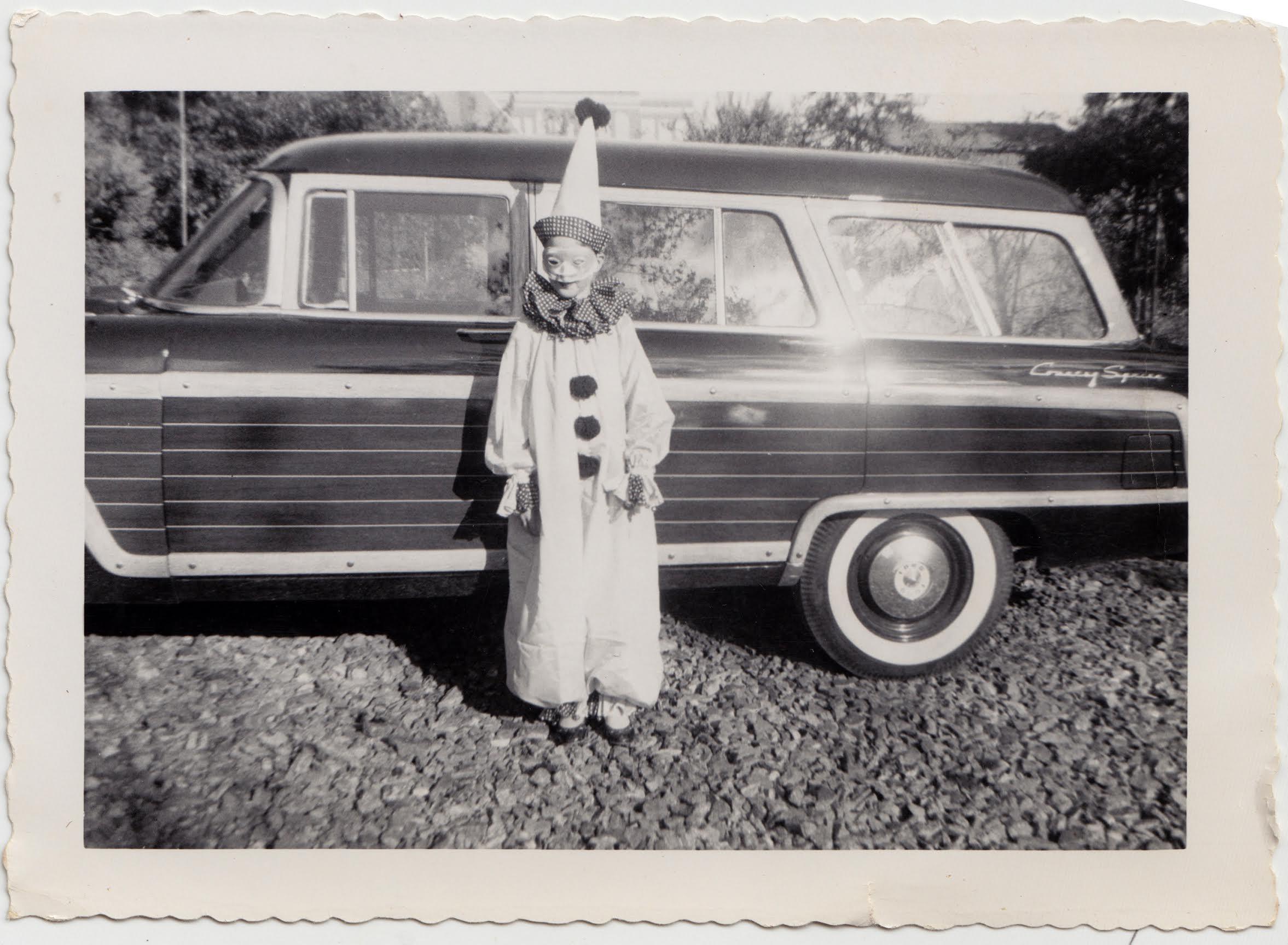 Jeanne Fleming Village Halloween Parade